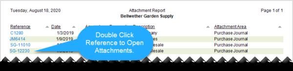 Sage 50 Attachment Viewer