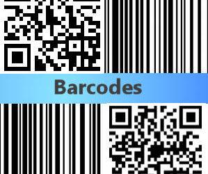 DSStudio Barcodes